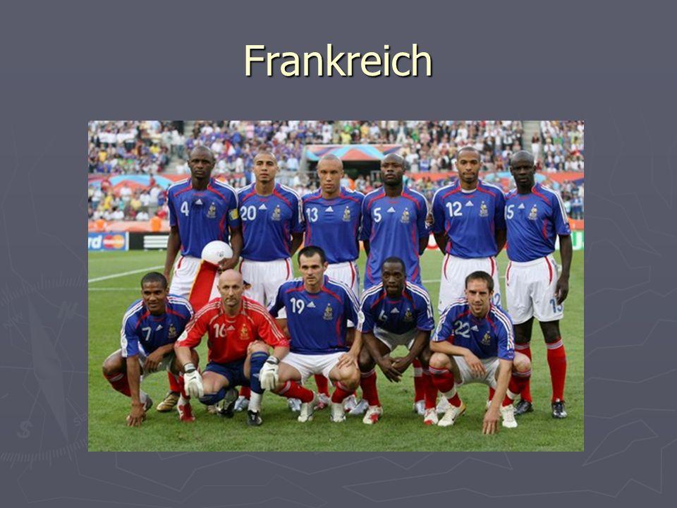 Die Fans von Frankreich