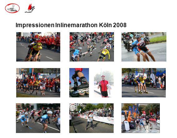 Impressionen Inlinemarathon Köln 2008