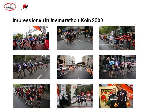 Impressionen Inlinemarathon Köln 2009
