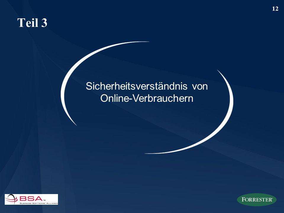 12 Teil 3 Sicherheitsverständnis von Online-Verbrauchern