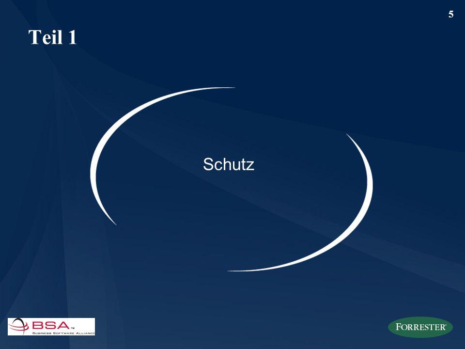 16 61% der deutschen Nutzer sind wegen ihrer Internetsicherheit beim Online-Shopping besorgt.