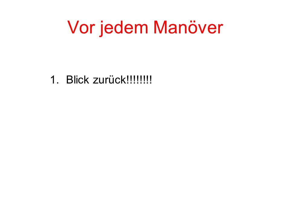 Radtest Ibach / Posten 3 B Linksabbiegen mit Leitlinie Blick zurück / Zeichengabe / Einspuren / Vortritt (Kurvenschneiden) od.