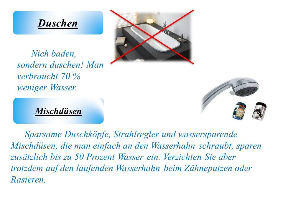 Eine Geschirrspülmaschine arbeitet wesentlich effektiver und ist sparsamer als die Reinigung mit der Hand.