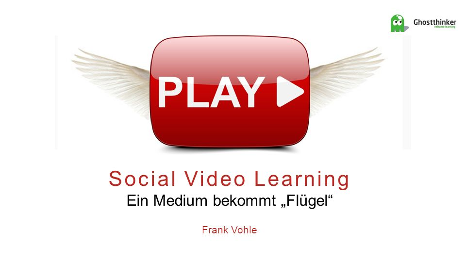 2 Social Video Learning Didaktik - Technologie Kontext Service-Techniker/in - Swisscom Erfahrungen Einsatz 2013 - Ausblick