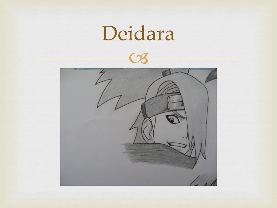 Deidara