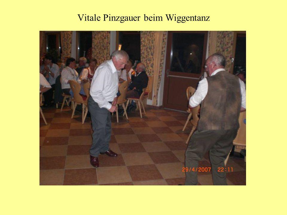 Vitale Pinzgauer beim Wiggentanz