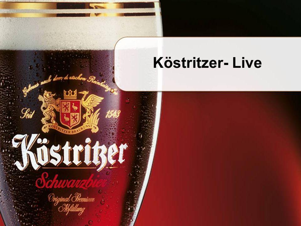 Köstritzer- Live