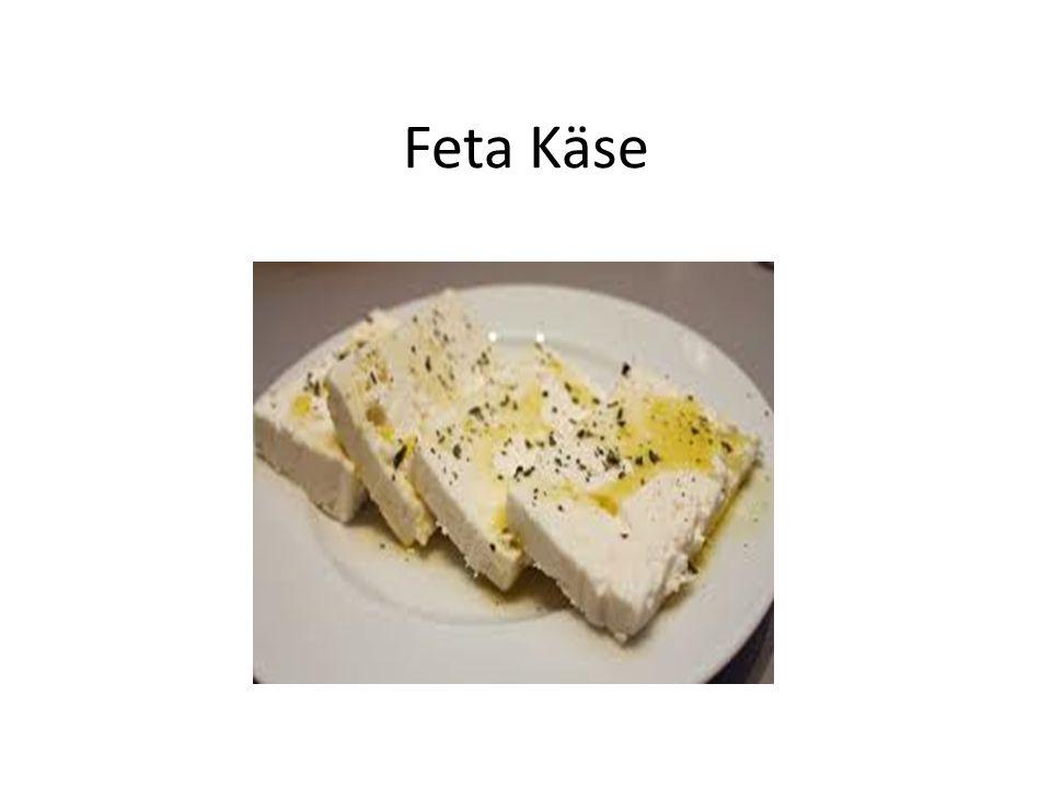 Feta Käse