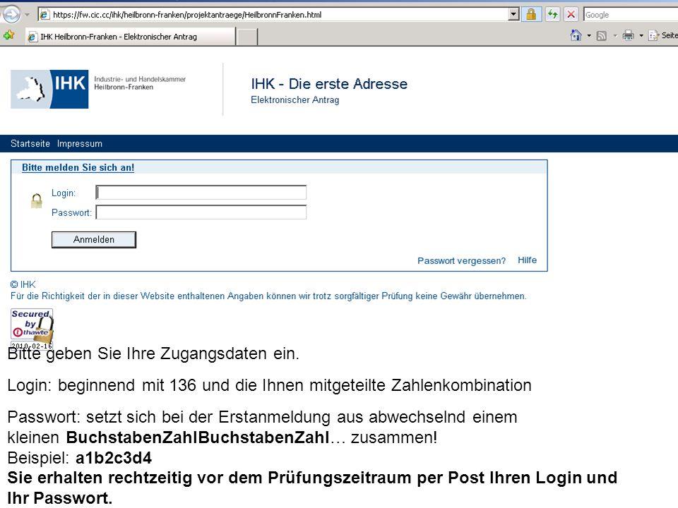 Bitte beachten Sie, dass Sie alle Dateien mit Anhang zu einer Datei in PDF-Form zusammenfassen.