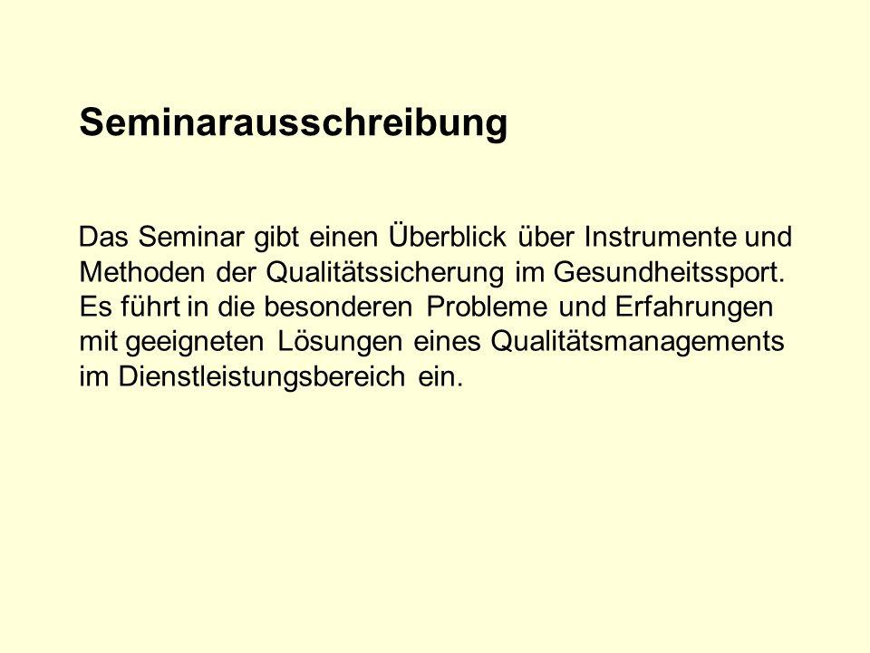 Instrument Qualitätstest Beispiele aus der Arbeit der Bäderland Hamburg GmbH: QT Schulschwimmen QT Duschen QT Außenauftritt QT Umkleiden C8
