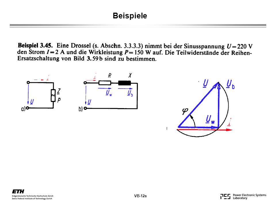 VB-12a Beispiele