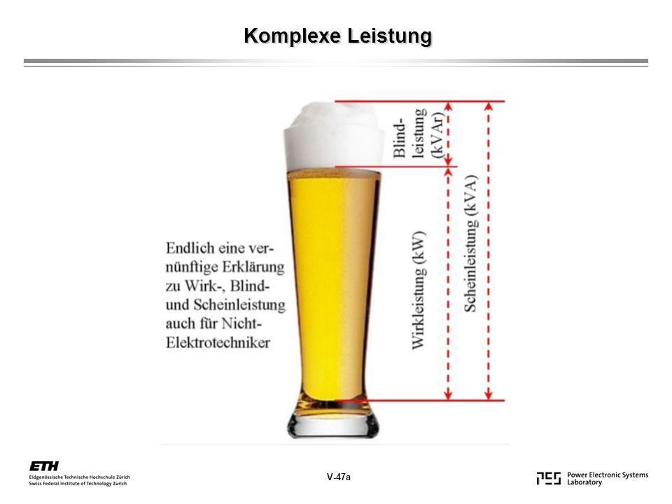 VB-22 Beispiele Zeigerdiagramm: