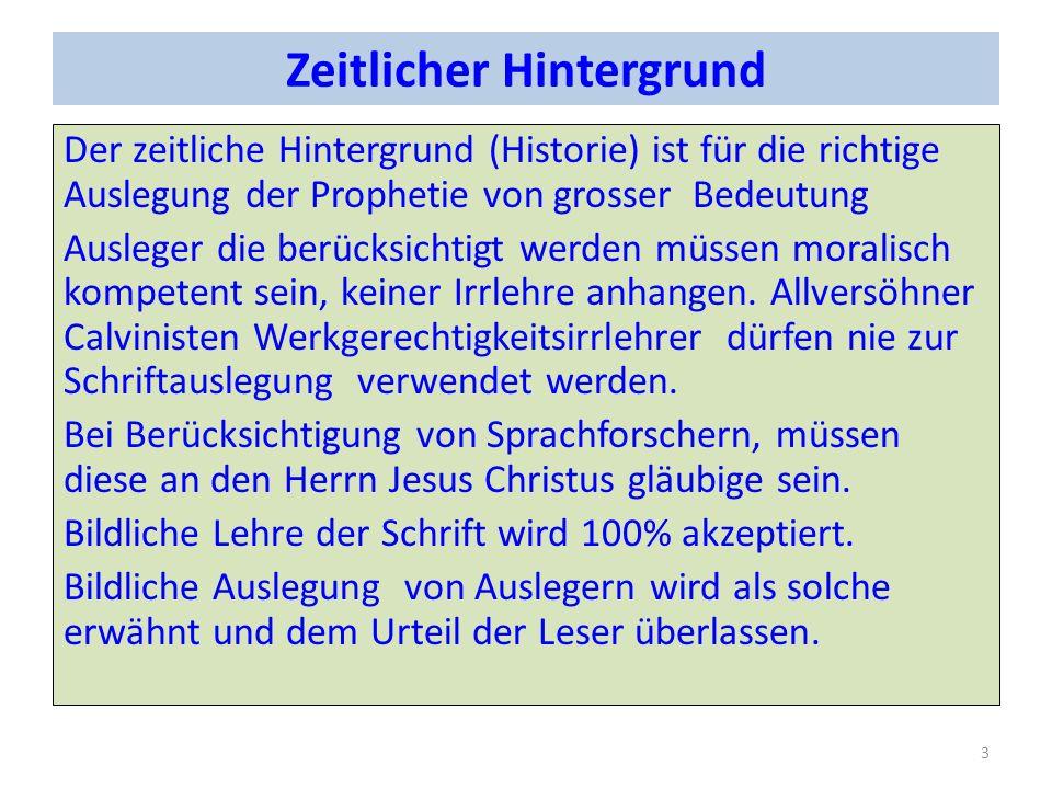 Quellenverzeichnis Quellen: Elberfelder Bibel Synopsis JND Bibelworkshop Clever Bibelsoftware H.P.