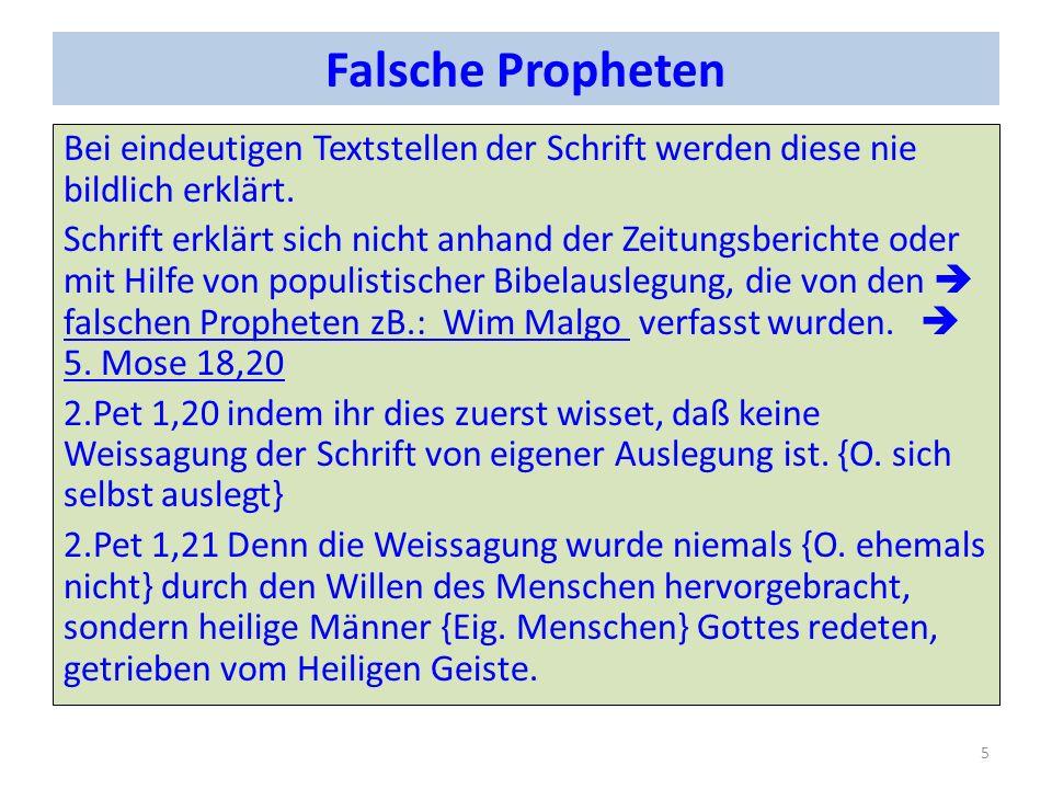 Beispiele wie Prophetie übermittelt wurde Träume, 4.Mose 12,64.Mose 12,6 1.Mo 20,3-7 1.Mo 20,3-7 = Abimelechs Traum 1.Mo 28,121.Mo 28,12= Jakob in Bethel, 1.Mo 31,24= Laban im Gebirge Gilead 1.Mo 37,5-10= Josephs Träume über Garben und Gestirne 1.Mo 31,24 1.Mo 37,5-10 Ri 7,13-15Ri 7,13-15= Traum des Mideaniters 1.