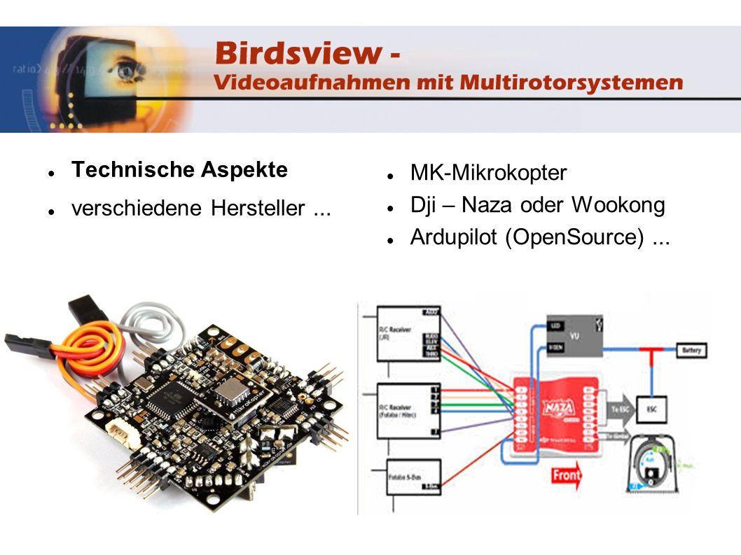 Rechtliche Aspekte Modellfluggerät / oder UAV .