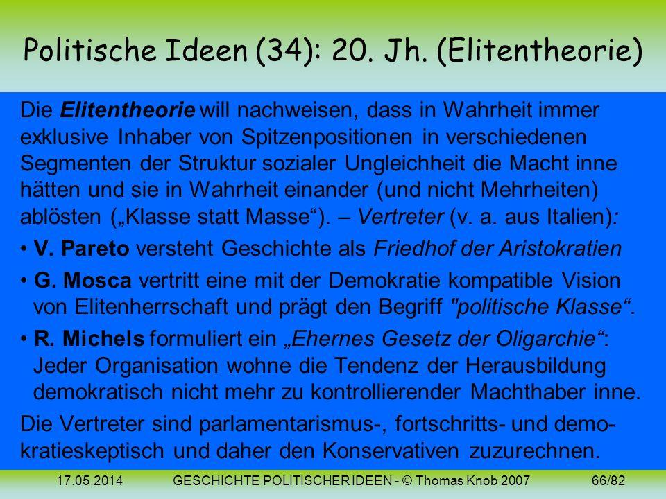 17.05.2014GESCHICHTE POLITISCHER IDEEN - © Thomas Knob 200765/82 Politische Ideen (33): Bilder Vincenzo Gioacchino Pecci Christoph Blumhardt (Papst Le