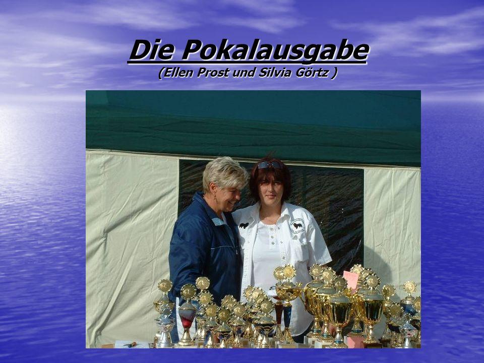 Die Pokalausgabe (Ellen Prost und Silvia Görtz )