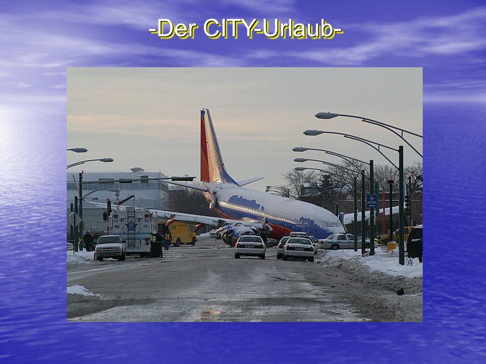 -Der CITY-Urlaub-