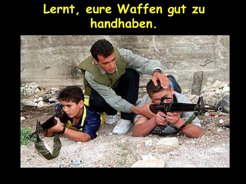 Oh, Kinder Palästinas!