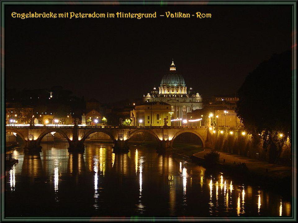 St. Petersdom - Vatikan - Rom - Italien