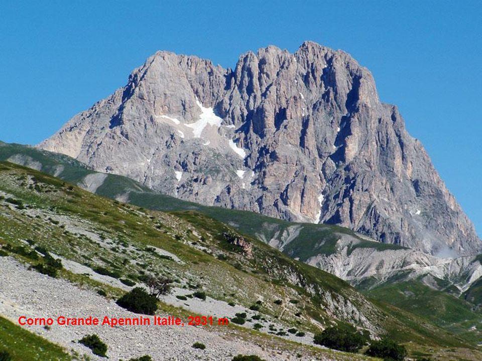 Marmolada Dolomiten Italien, 3342 m