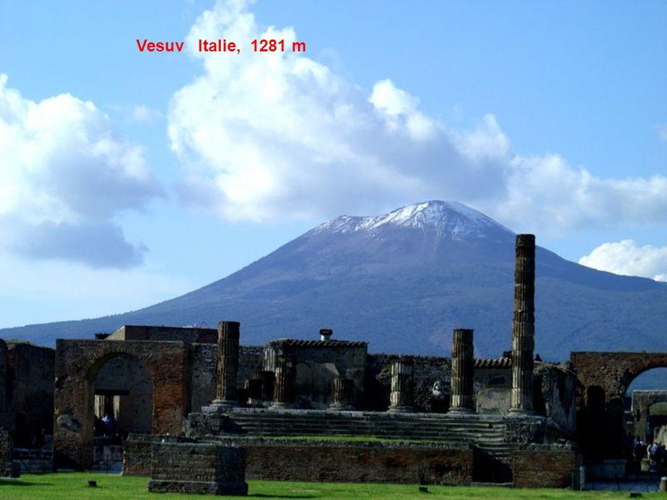 Etna Sicilie, 3263 m