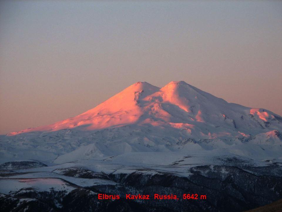Ararat Turkmenia, 5197 m