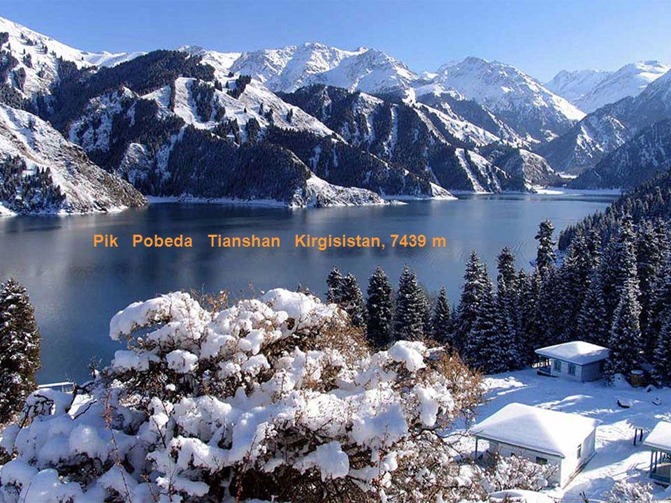 Belucha Altai Kasachstan, 4505 m