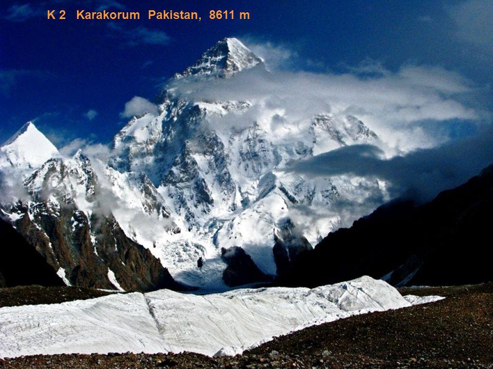 Pik Kommunisma Pamir Tadschikistan, 7495 m
