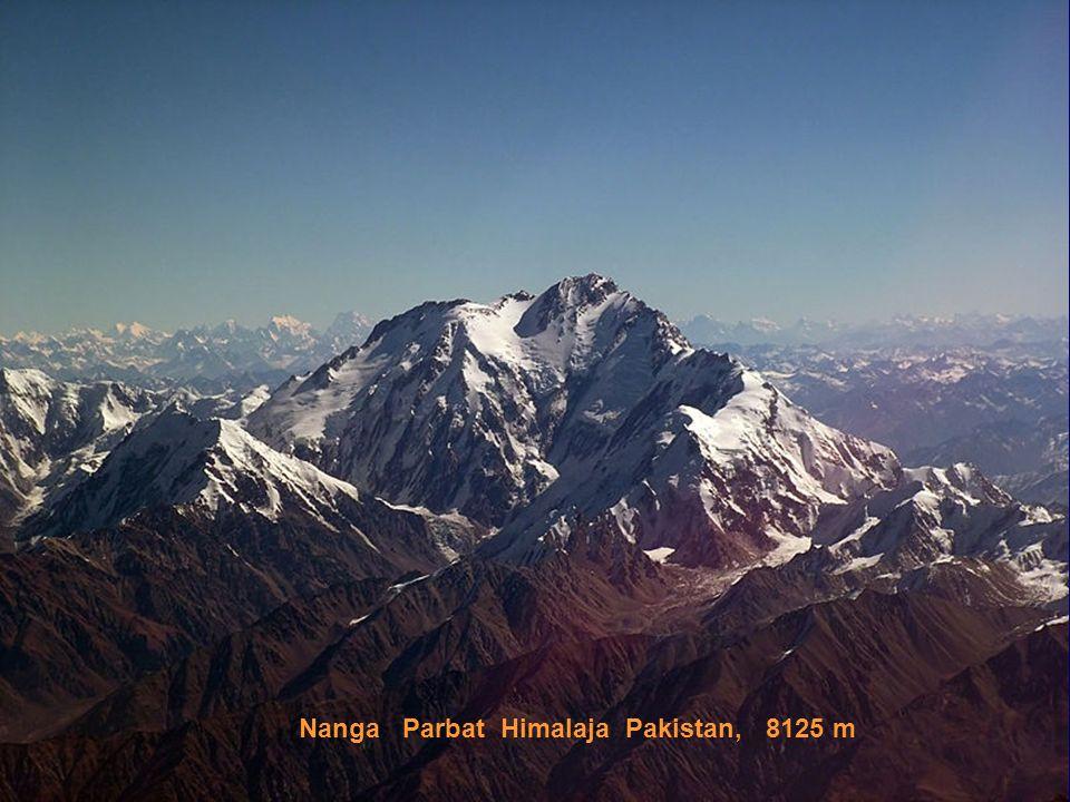 Hindukusch Afghanistan, 7699 m