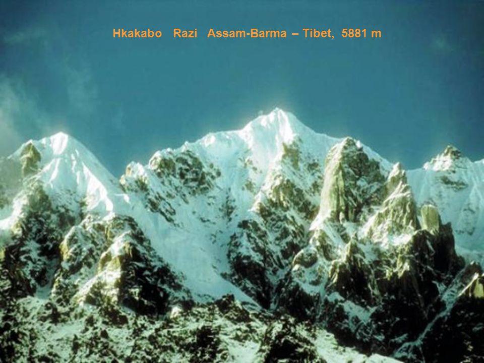 Anamudi Westghats Indie, 2694 m