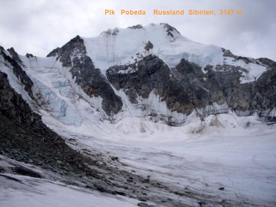 Mus Chaja Jakutsko Russland, 2959 m