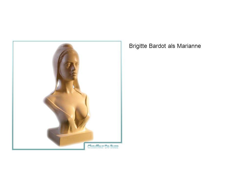Brigitte Bardot als Marianne