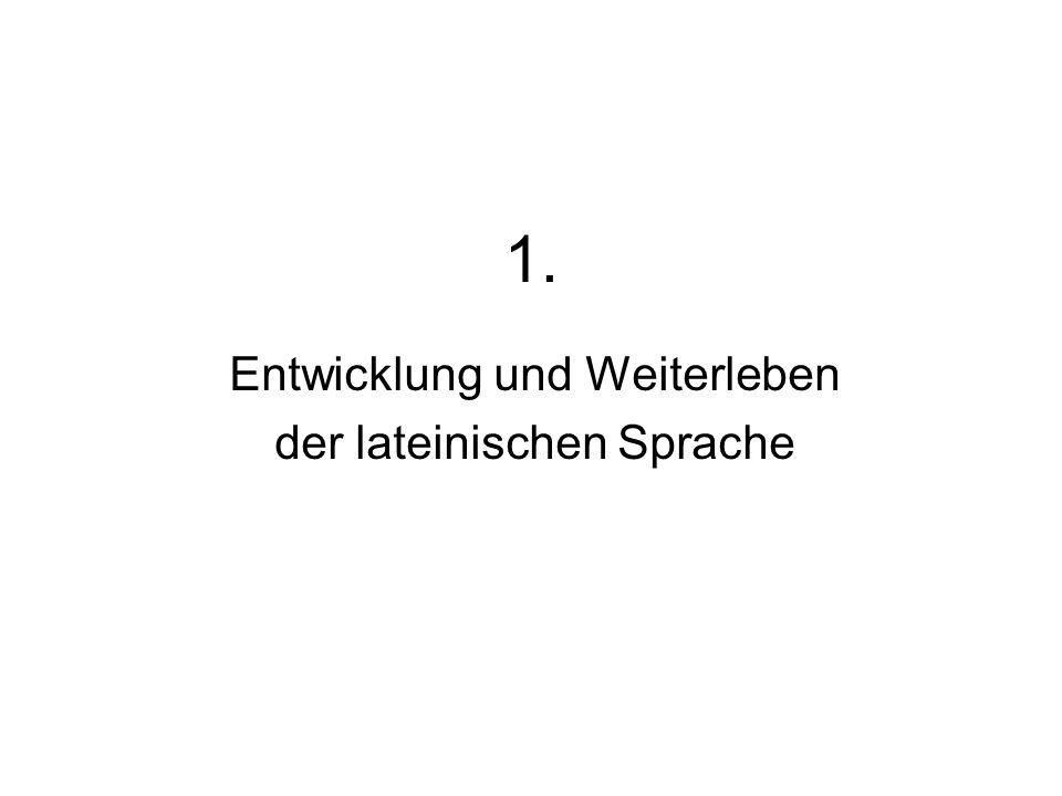 Dido und die Witwe Vergil: Dido und Aeneas Phaedrus, fabulae – App.