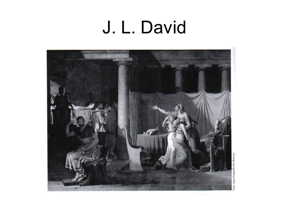 J. L. David