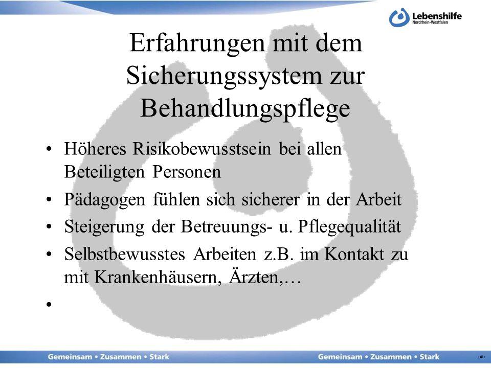 3 Fortbildung beratenden Pflegefachkraft Fachberatung – Pflege: Michaela Paulus Lebenshilfe Wohnen gemeinn.GmbH / Wohnverbund GmbH