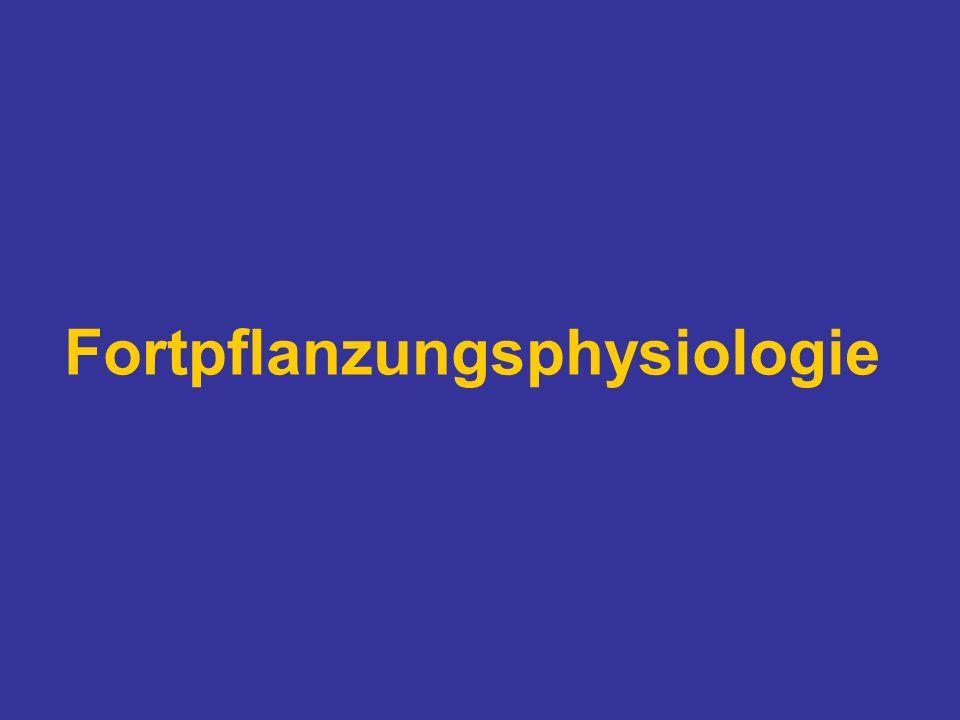 Fortpflanzungsphysiologie