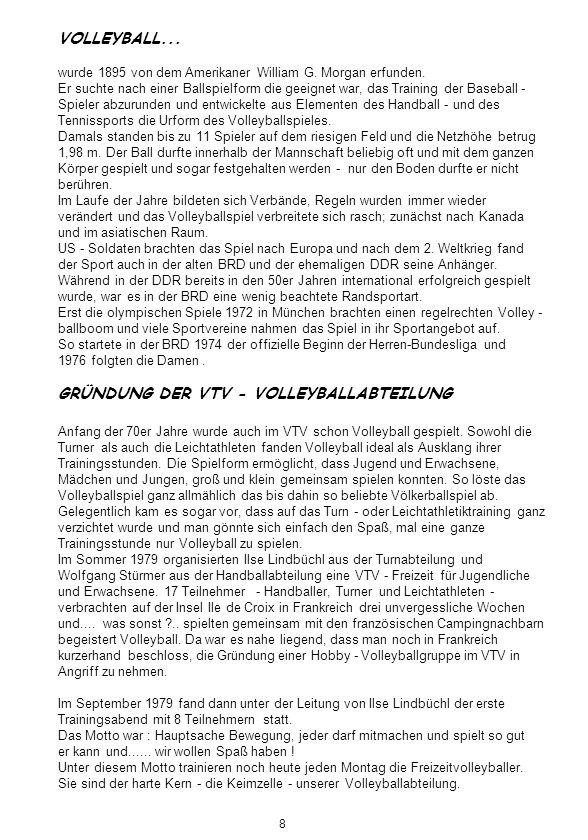 Deutsche Turnfeste........... Hamburg 1994 München 1998 Leipzig 2002 29