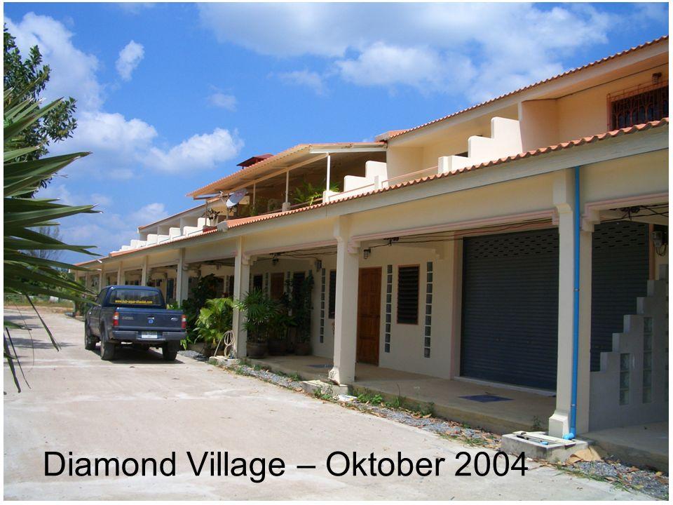 Diamond Village – Oktober 2004