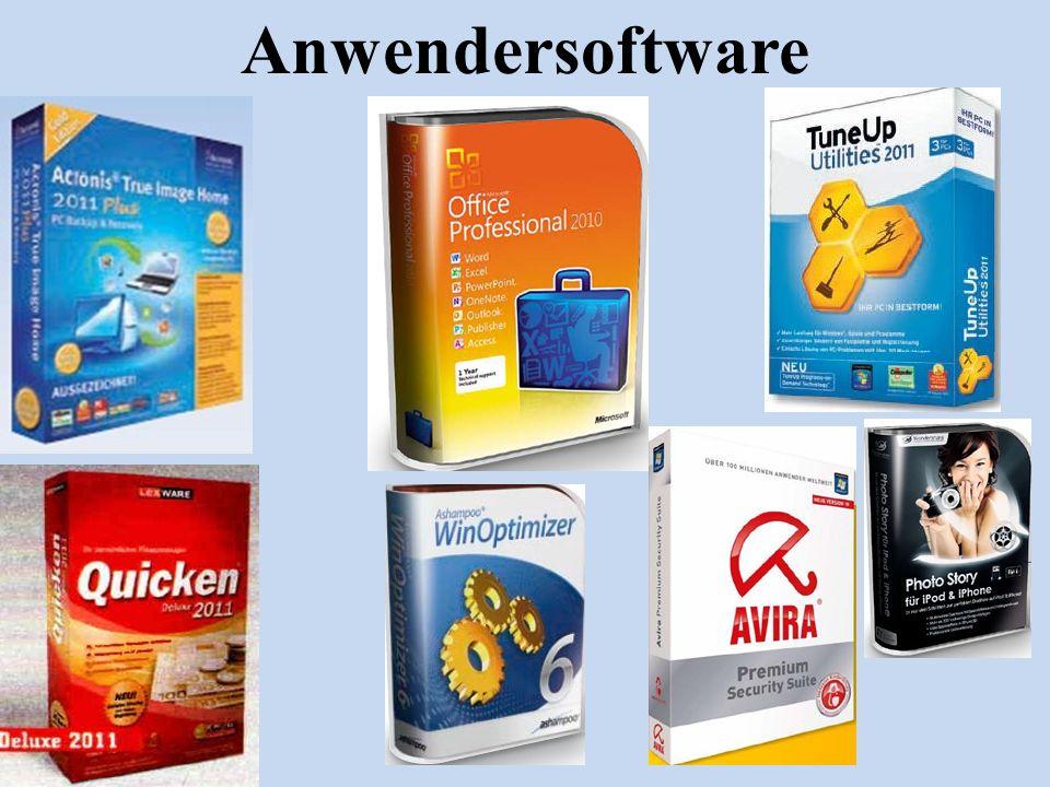 Anwendersoftware