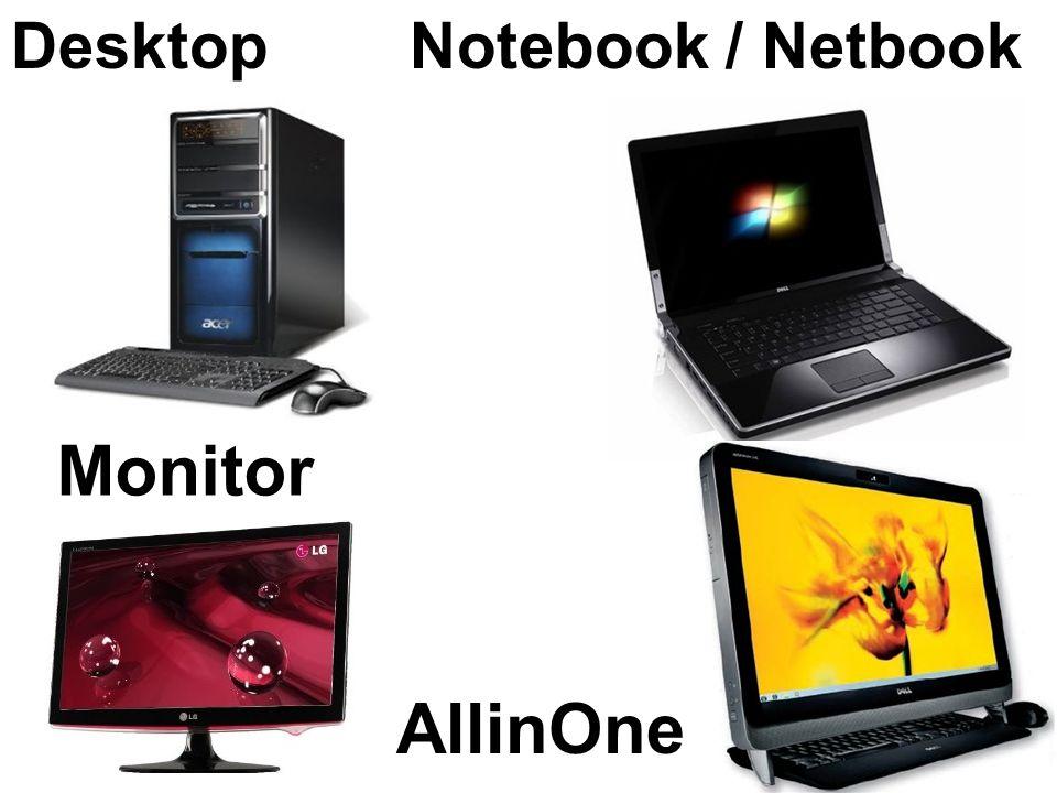 Desktop Notebook / Netbook Monitor AllinOne