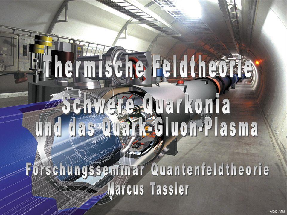 11.12.2006Thermische Feldtheorie, Marcus Tassler2 Einleitung