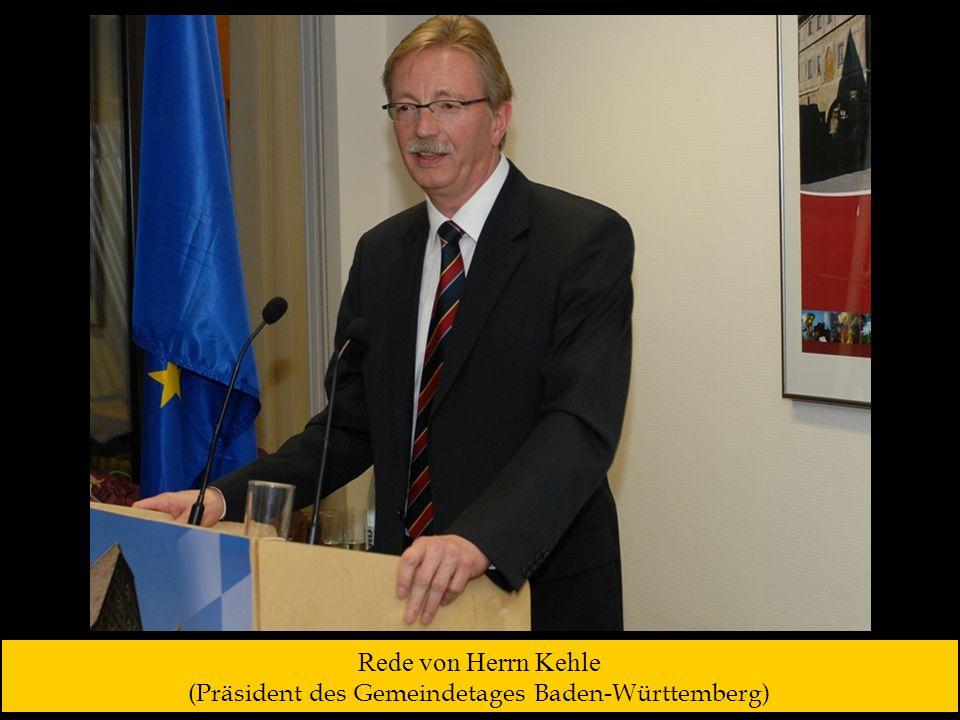 Rede von Herrn Reile (Geschäftsführendes Präsidialmitglied des Bayerischen Landkreistages )