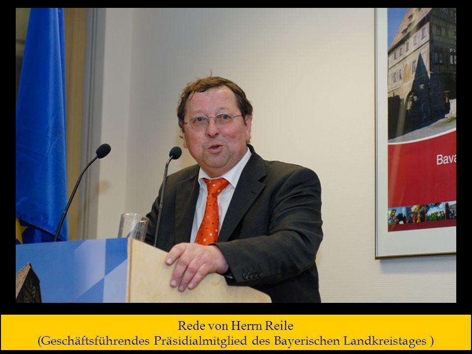 Herr Klenke (Europabüro der sächsischen Kommunen) und Herr Linse ( Ehemaliger Leiter des Europabüros der baden-württembergischen Kommunen)