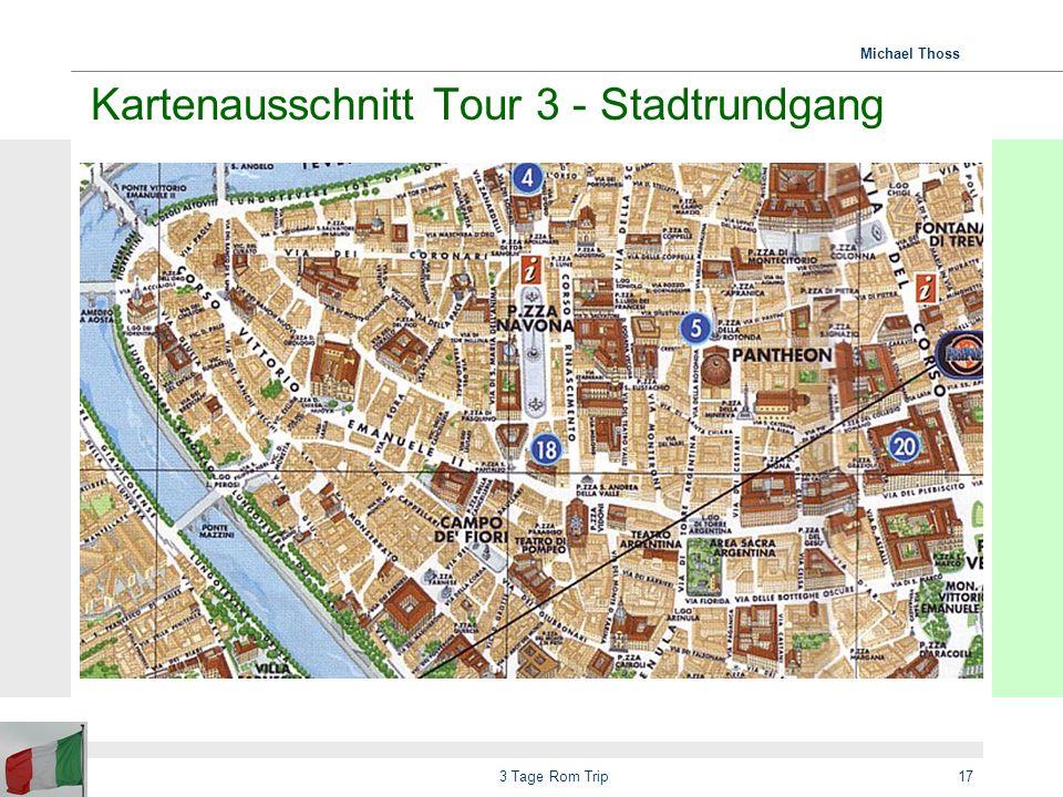 Michael Thoss Reiseberichte und Fotografien Das Forum Romanum...