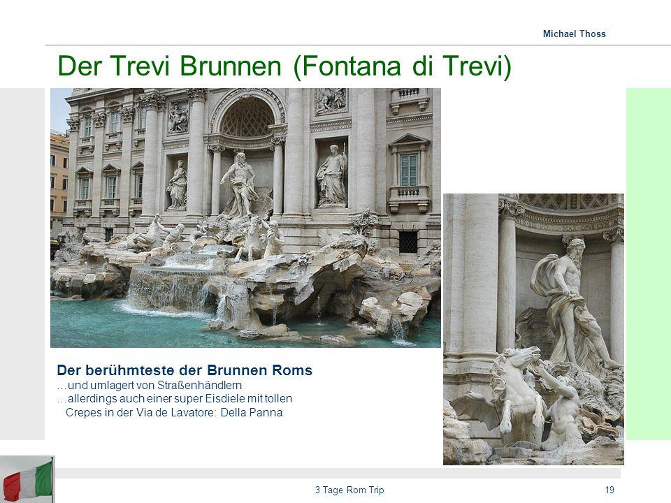 Michael Thoss 3 Tage Rom Trip20 Der Kapitolhügel Mit den Statuen von Castor und Pollux …der Platz wurde von … geschaffen