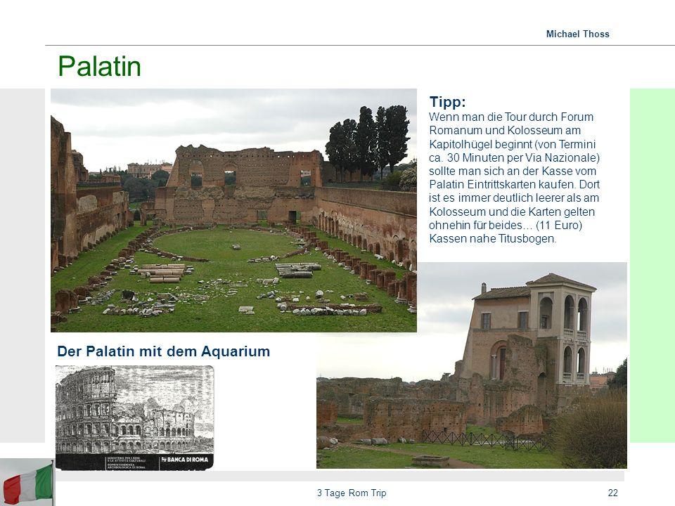 Michael Thoss 3 Tage Rom Trip23 Kolosseum Konstantinbogen Das Kolosseum.