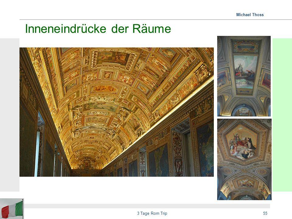Michael Thoss 3 Tage Rom Trip56 Raphaels Stanze (heißt halt so…) aus vier Räumen vor der Sixtinischen Kapelle