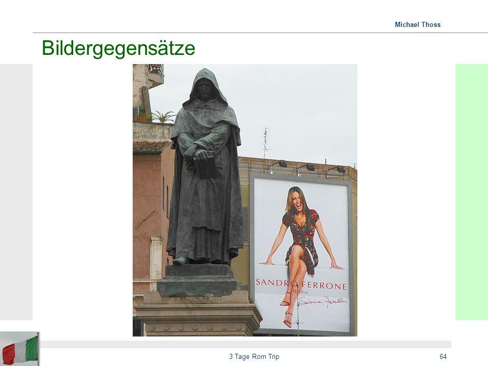 Michael Thoss Reiseberichte und Fotografien Verschiedenes...