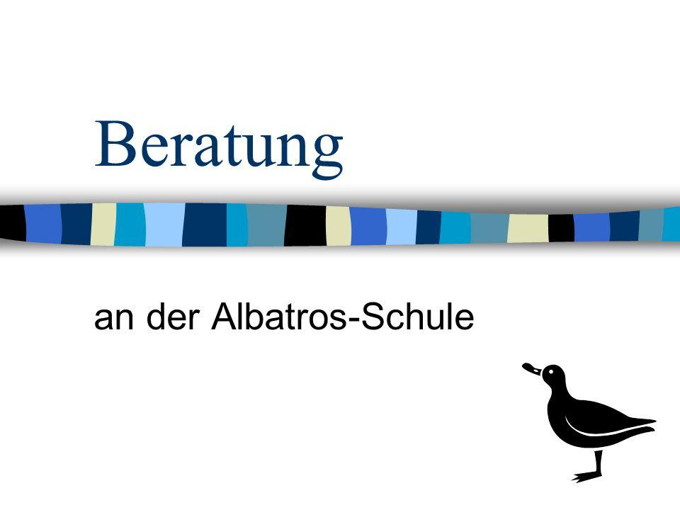 Beratung an der Albatros-Schule